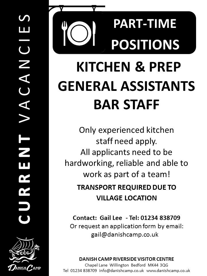 CATERING POSITIONS 0316