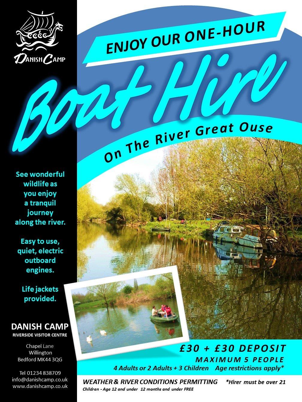 2016 boat hire